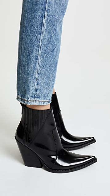 Jeffrey Campbell Homage Point Toe Booties
