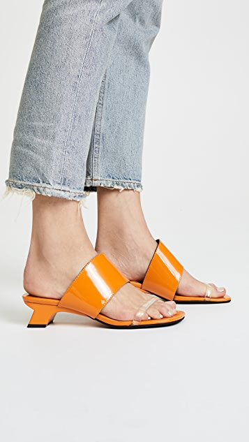 Jeffrey Campbell 4Ever Strappy Sandals