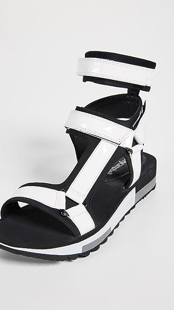 Jeffrey Campbell Bayport Sporty Sandals