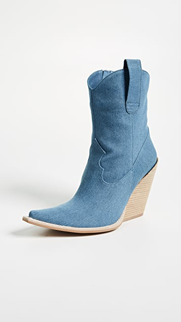 Jeffrey Campbell Homage Point Toe Boots