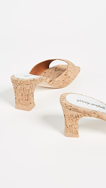 Jeffrey Campbell Honey Slides