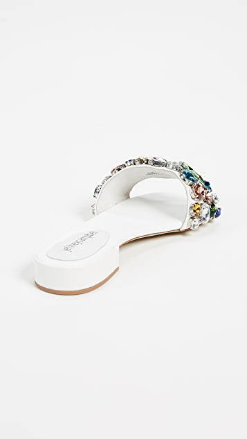 Jeffrey Campbell Krista Slides