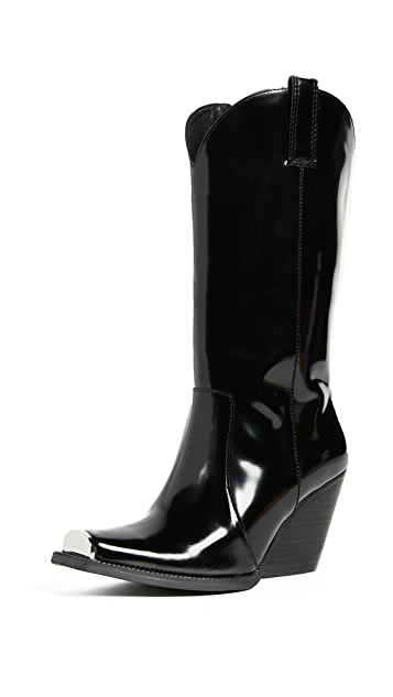 Jeffrey Campbell Overkill Western Boots
