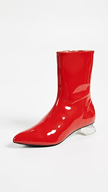 Jeffrey Campbell Skyrocket Ankle Boots