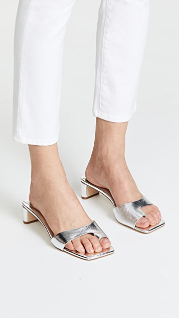 Jeffrey Campbell Teclado Toe Ring Sandals