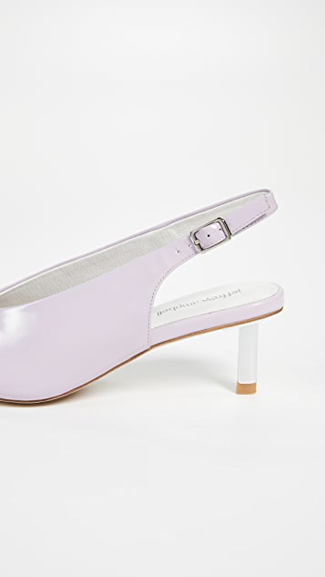 Jeffrey Campbell Beth Point Toe Slingback Pumps