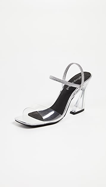 Carine Strappy Sandals by Jeffrey Campbell