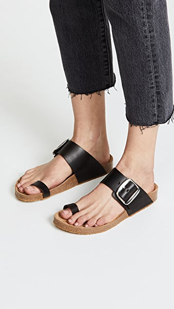 Jeffrey Campbell Bianca Toe Ring Sandals