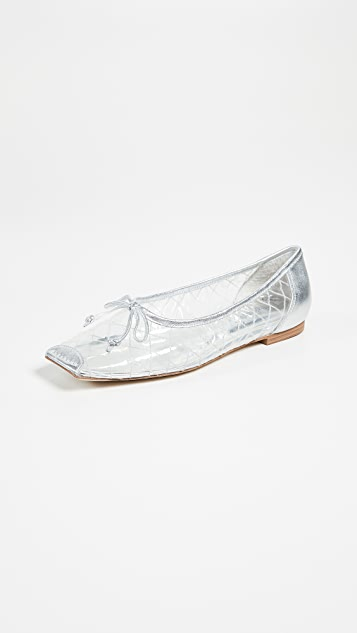 Jeffrey Campbell Achira Quilted Flats