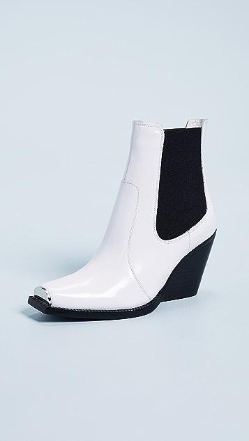 Jeffrey Campbell Underkill Boots
