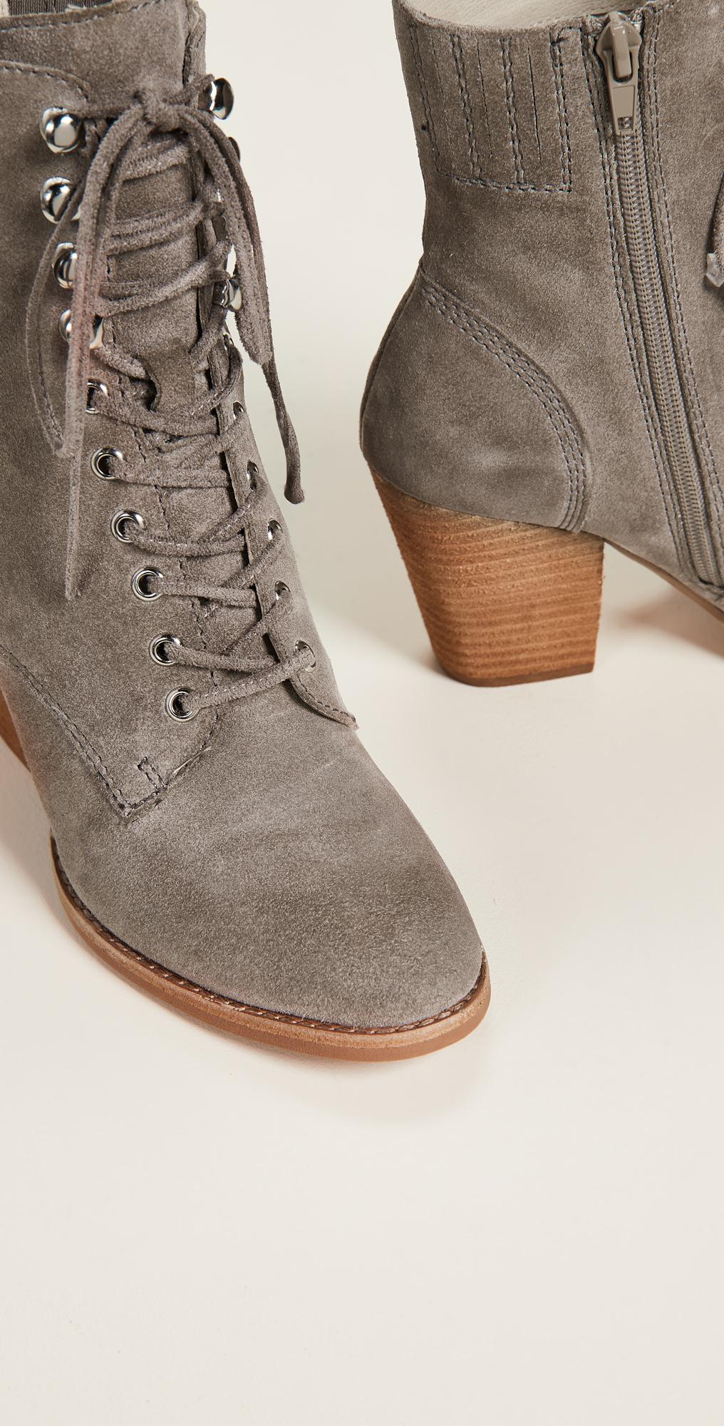 Jeffrey Campbell Elman Lace Up Boots