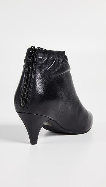 Jeffrey Campbell Zosia Low Heel Booties