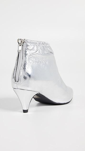 9c0ddf62d93 ... Jeffrey Campbell Zosia Low Heel Booties ...
