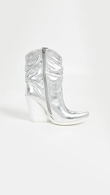 Jeffrey Campbell Volcanic Western Boots