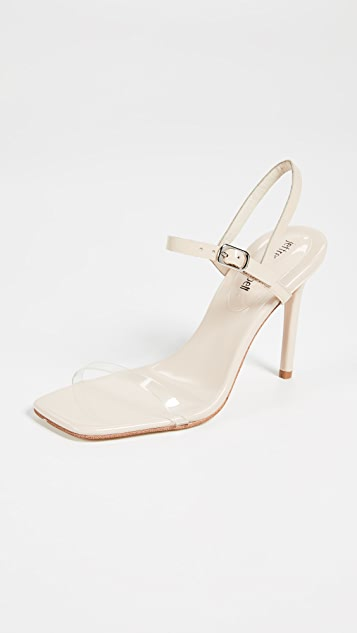Jeffrey Campbell Get Busy Strappy Sandals