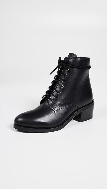 Jeffrey Campbell Gamin 系带战斗靴