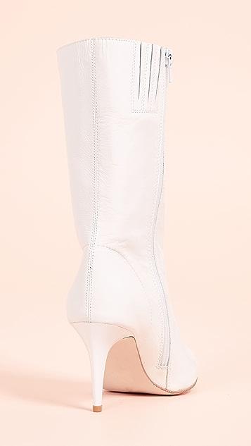 Jeffrey Campbell Pixies Mid Shaft Boots