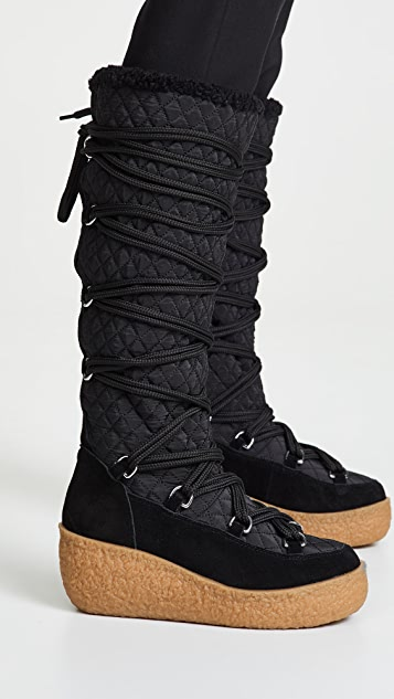 Jeffrey Campbell Camphor Quilted Boots