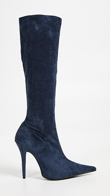 Jeffrey Campbell Gamora Point Toe Tall Boots