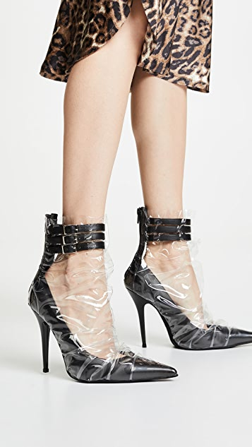 Jeffrey Campbell Fiasco Strappy Pumps