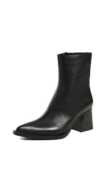 Jeffrey Campbell Hinge Block Heel Booties