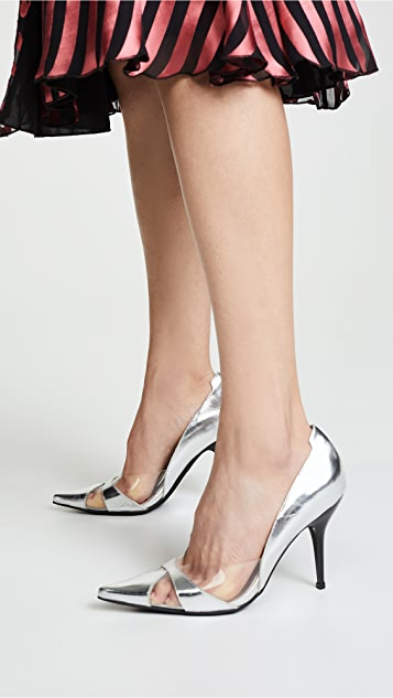 Jeffrey Campbell Luxury 2 Point Toe Pumps