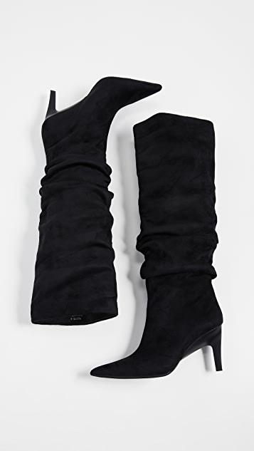 Jeffrey Campbell Brutish Point Toe Boots