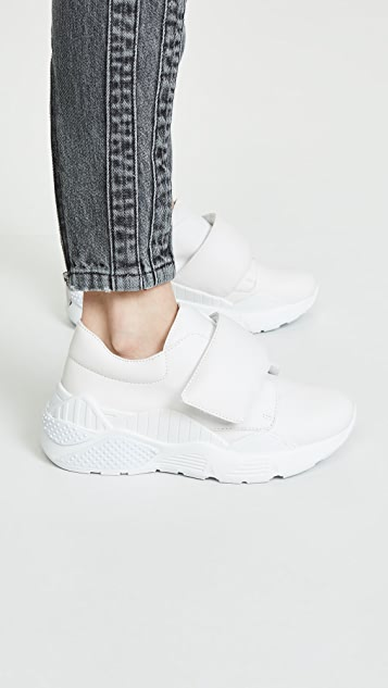 Jeffrey Campbell Intel Velcro Sneakers