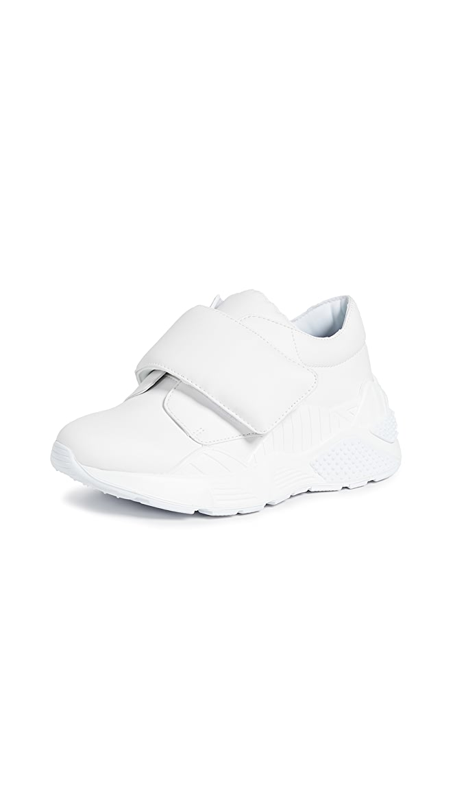 Jeffrey Campbell Intel Velcro Sneakers