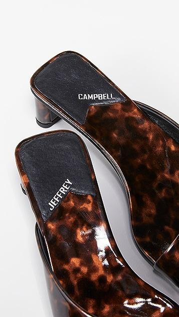 Jeffrey Campbell Primo 无跟便鞋