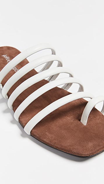 Jeffrey Campbell Coniper Strappy Slides
