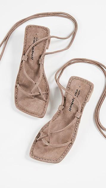 Jeffrey Campbell Kaine 系带凉鞋