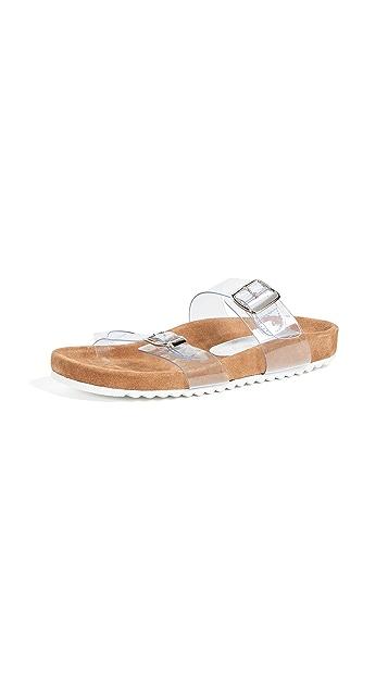 Jeffrey Campbell Виниловые сандалии Maui V