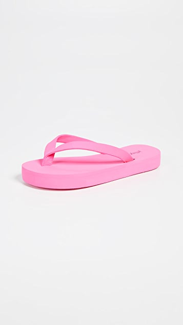 Jeffrey Campbell Surfin Flip Flops
