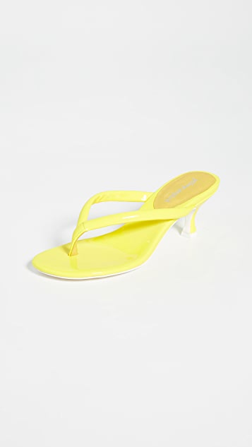 Jeffrey Campbell Brink 2 Thong Sandals