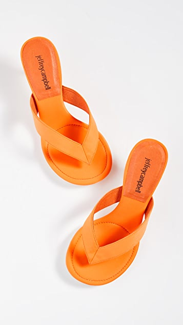 Jeffrey Campbell The One Thong Sandals