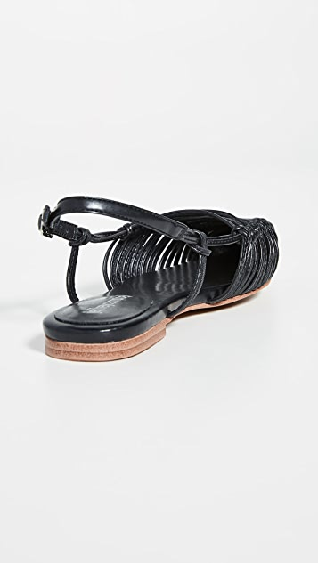 Jeffrey Campbell Myron Point Toe Flats