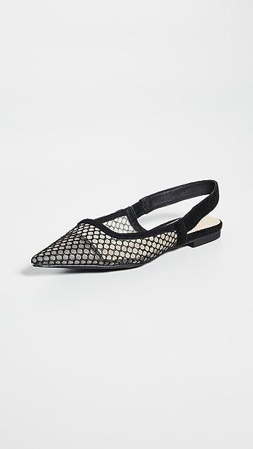 Jeffrey Campbell Emelia Ms 平底鞋