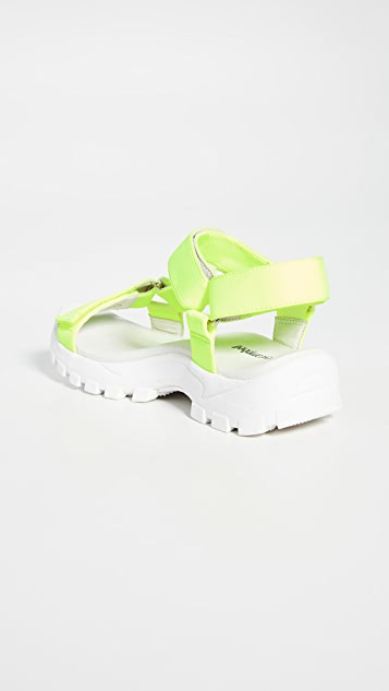 Jeffrey Campbell Patio Strappy Sandals