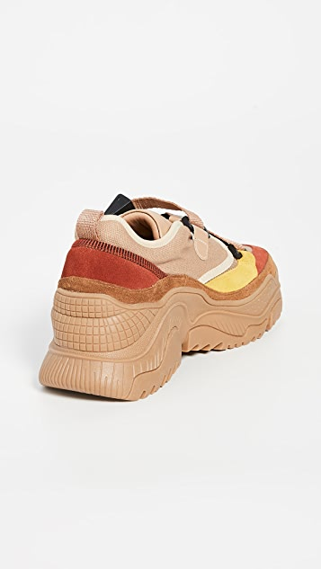 Jeffrey Campbell Climb Sneakers