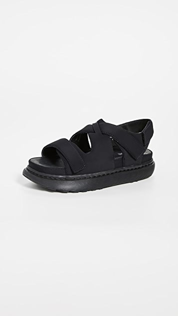 Jeffrey Campbell Enduro Strappy Sandals