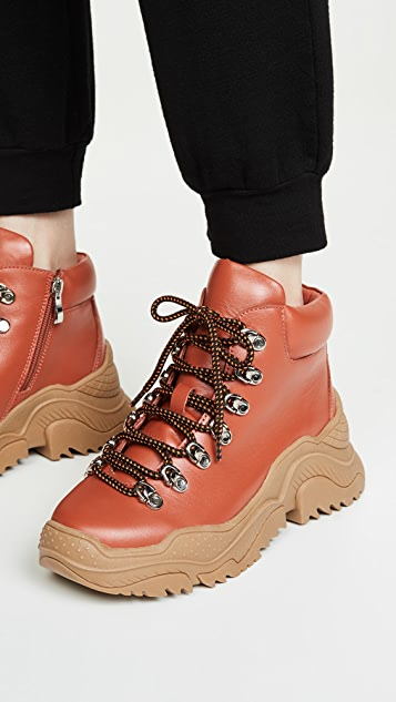 Jeffrey Campbell Relic Combat Boots