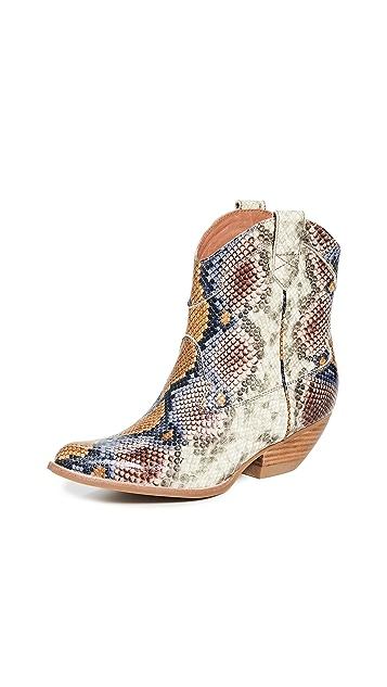 Jeffrey Campbell Calvera Western Boots