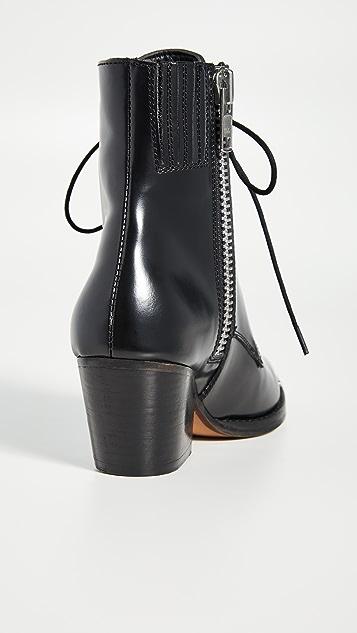 Jeffrey Campbell Kelam 系带靴