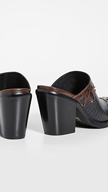 Jeffrey Campbell Tonto Western Mules