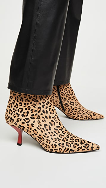Jeffrey Campbell Egnyte F Booties