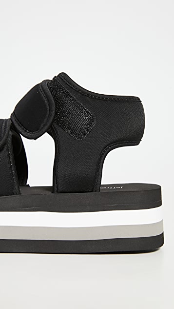 Jeffrey Campbell Shaka 厚底凉鞋