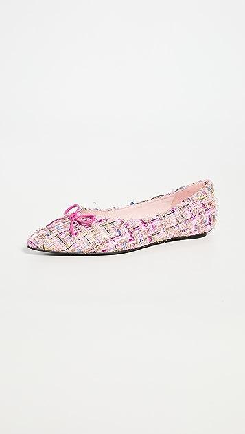 Jeffrey Campbell Обувь на плоской подошве с острым мыском Lavinia