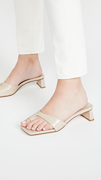 Jeffrey Campbell Teclado-2 凉拖鞋