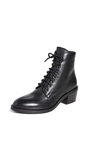 Jeffrey Campbell Gamin Lace Up Boots